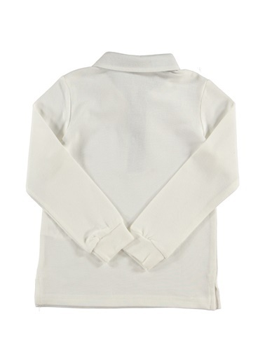 Panço Sweatshirt Beyaz